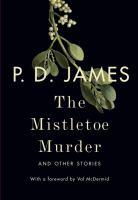 Mistletoe Murder book jacket