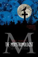The Monstrumologist book jacket