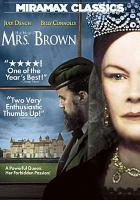 Her Majesty, Mrs. Brown dvd cover