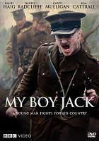 My Boy Jack dvd cover