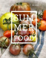 Summer Food book jacket