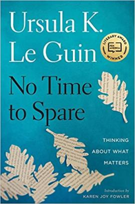 Cover of No Time to Spare: Thinking About What Matters