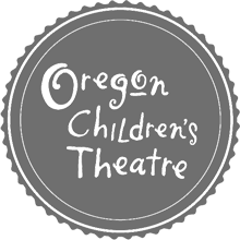 Logo for and link to Oregon Children's Theatre