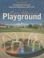 Once Upon a Playground book jacket