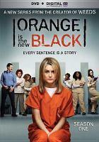 Orange is the New Black dvd cover