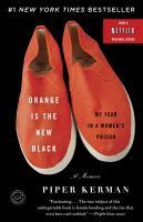 Orange is the New Black book jacket