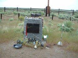Jean Baptiste-Charbonneau grave site in Oregon.