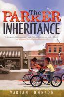 The Parker Inheritance book jacket