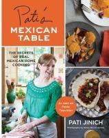 Pati's Mexican Table book jacket