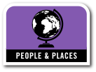 Icon for People and Places