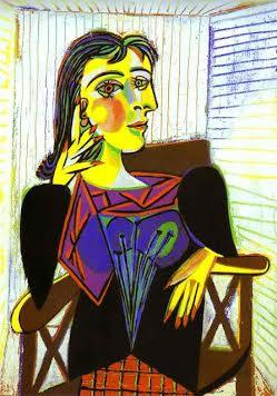 Paint Your Own Picasso Portrait