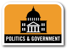 Icon for Politics and Government