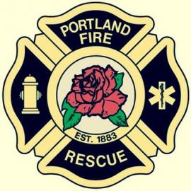Portland Fire & Rescue logo