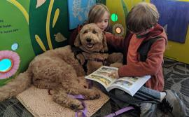 Read to the Dogs