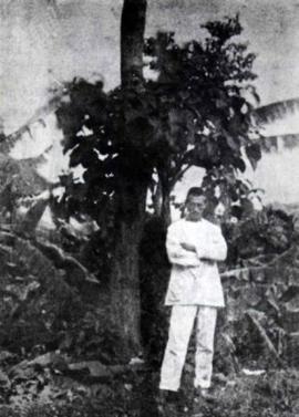 Older Rimbaud as imperialist