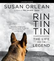 Rin Tin Tin book jacket