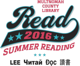 Logo for Summer Reading 2016