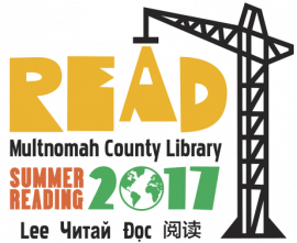 Logo for Summer Reading 2017