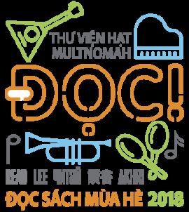 Logo for Summer Reading 2018