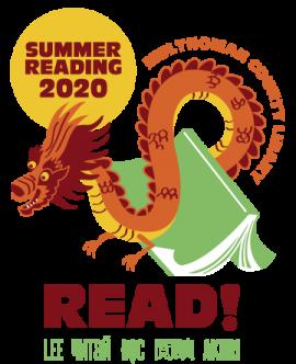Logo for Summer Reading 2020