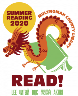 Logo for Summer Reading 2020