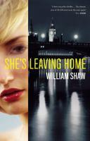 She's Leaving Home book jacket