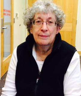 Volunteer Shirley Bernstein