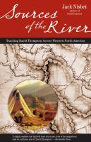 Sources of the River book jacket