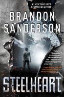 Steelheart cover
