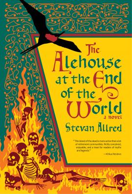 Cover for and link to catalog entry for The Alehouse at the End of the World
