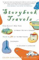 Storybook Travels book jacket