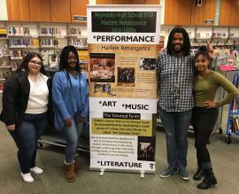 Youth Curated Black History Traveling Museum TDL