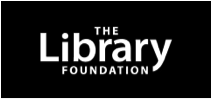 The Library Foundation logo