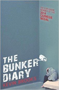 The Bunker Diary- Book Cover