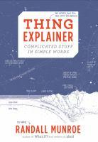 Thing Explainer book jacket