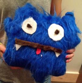 Ugly Stuffed Animal