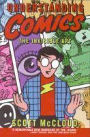Understanding Comics book jacket