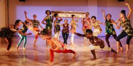 Uprise by Rejoice! Diaspora Dance Theater