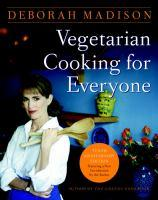 Vegetarian Cooking for Everyone book jacket