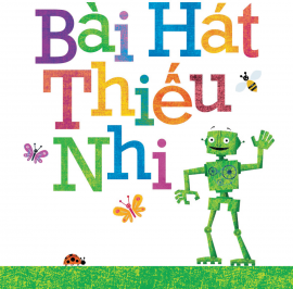 Bai Hat Thieu Nhi book cover