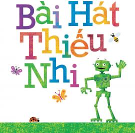 Bai Hat Thieu Nhi book cover
