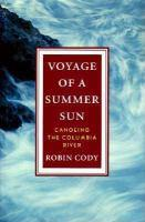 Voyage of a Summer Sun book jacket