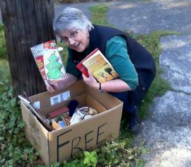 Best 'free box' in Portland