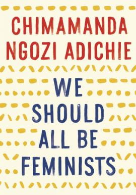 We Should All Be Feminists book cover