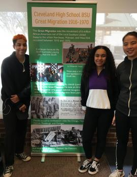 Youth Curated Black History Traveling Museum SEL