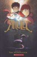 Amulet book jacket