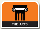 Icon for the Arts