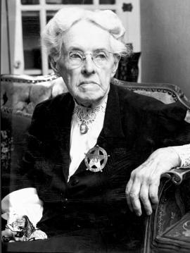 Lola Baldwin, Oregon Historical Society
