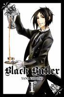 Black Butler book jacket