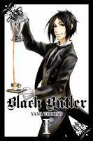 Black Butler book jacket